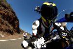 Genève: motard victime d'un accident interpellé à cause des images filmées par sa GoPro