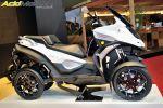 Quadro lance le Qooder, au Salon de l'Auto de Genève - Une version électrique en préparation
