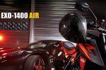 Scorpion dévoile son nouveau EXO-1400 AIR en musique