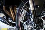Nouvelle Triumph Street Triple - Moteur 765 cm3 pour la S, la R et la RS !