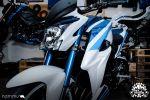 Suzuki GSX-S 1000 Classic by MM Ride