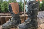 Essai - Bottes cross Thor Blitz boots, du neuf au prix de l'occasion