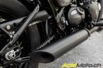 Essai Triumph Bonneville Bobber Black – Back in black !