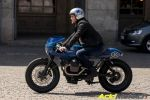 Vanguard Moto Guzzi V7 Custom by Gannet Design