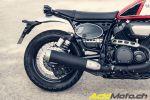 Essai Yamaha SCR 950 - La Bolt se mue en Scrambler