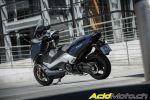 Essai Yamaha T-Max, SX, DX - Rafale de maxi-scooters