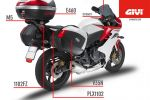 """Givi présente le """"Travel Kit"""" pour un grand nombre de motos !"""