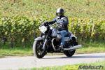 Essai Moto Guzzi California 1400 Custom - Le custom sauce bolognaise