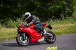 Ducati 899 Panigale - A en perdre la raison !