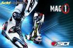 Bottes Sidi MAG-1 - Les nouvelles bottes racing de la firme italienne