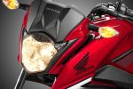 Honda CB125F - Honda annonce une autonomie de 600 km !