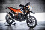 La KTM 790 Adventure R sera officiellement présentée à l'EICMA de Milan