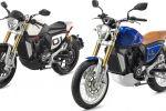 Peugeot Concept P2X - Le retour du Lion dans le monde de la moto