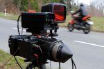 Délit de chauffard - Un motard fait fort à Lausanne