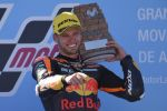 Moto2 à Aragon - Brad Binder s'offre la pole et la victoire