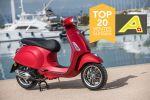 Marché 2018 des ventes de scooters en Suisse - Le top 20
