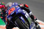 MotoGP à Valencia - Maverick Vinales décroche la dernière pole 2018 - Lüthi bien placé