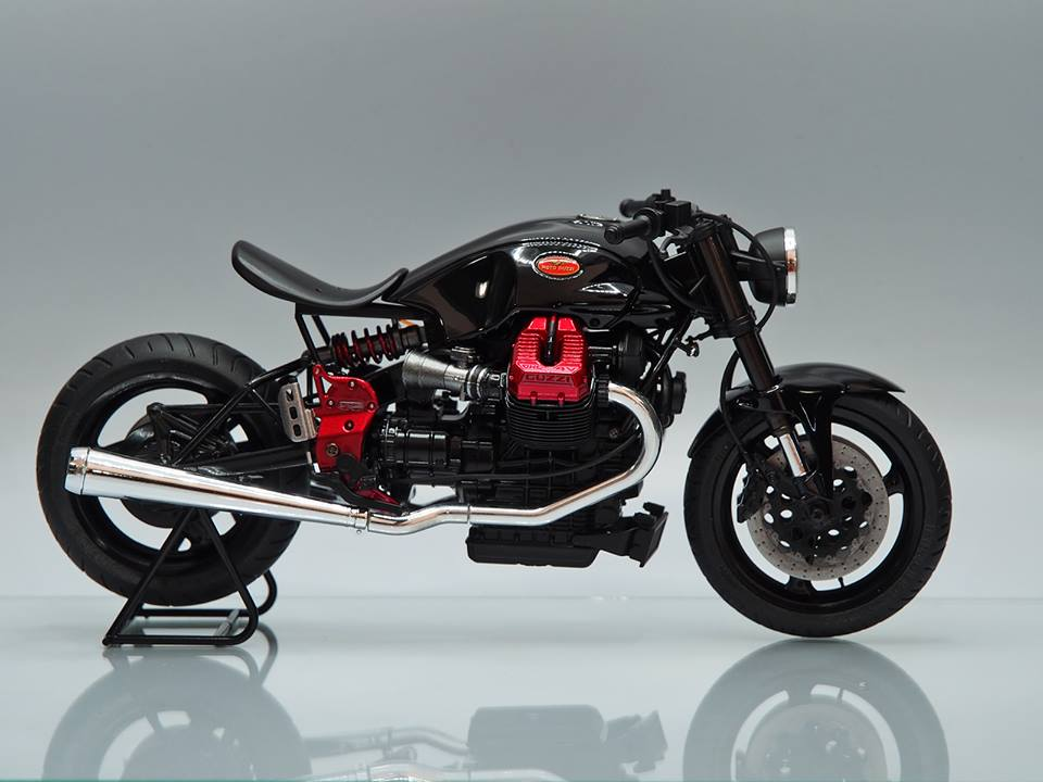 1994ca9392 Moto Guzzi V10 Centauro Bobber - Pour les fans de petites » AcidMoto ...