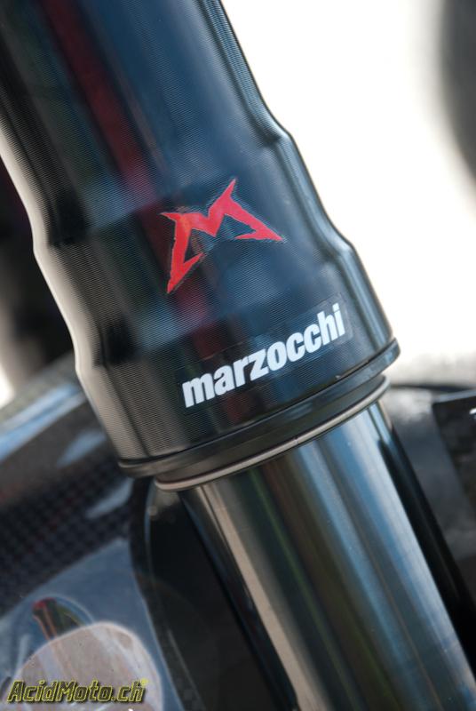 Fourche MARZOCCHI DUCATI 1100 HYPERMOTARD EVO SP Shock Absorber Suspension