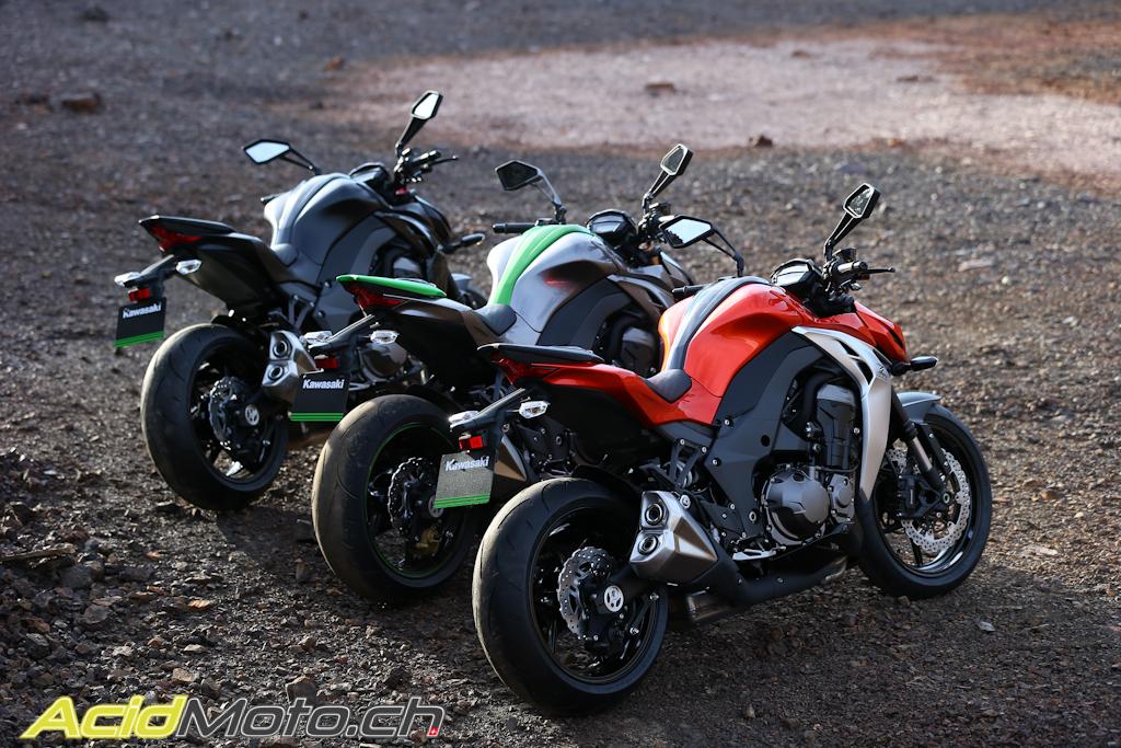 Kawasaki Z1000 2014 Le Plein De Sensations Acidmotoch Le