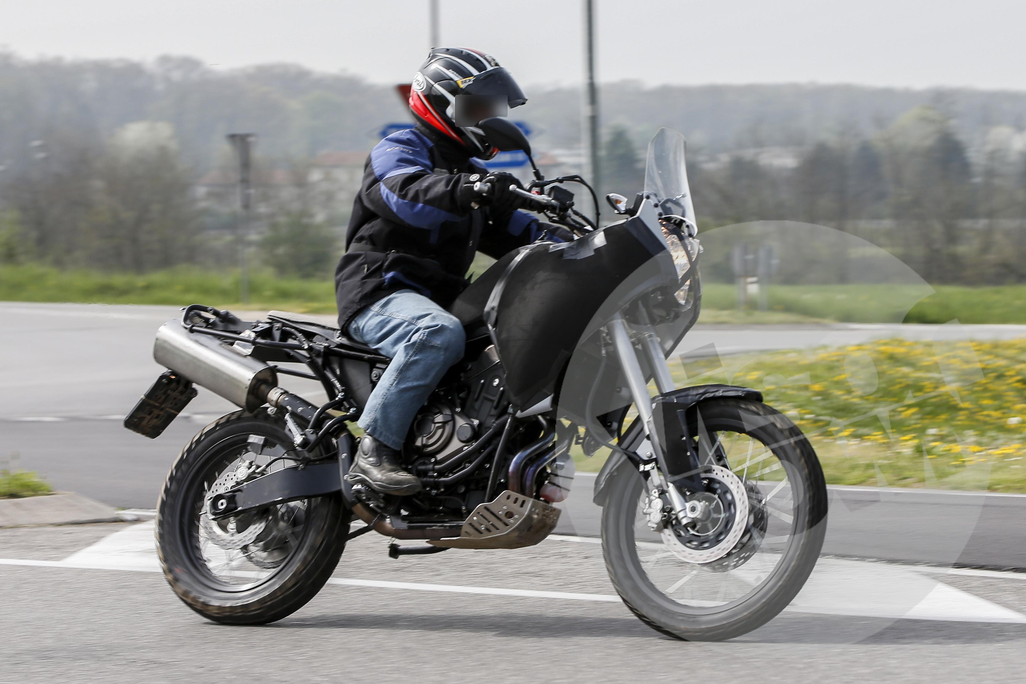 Une Nouvelle Yamaha T 233 N 233 R 233 700 Pour 2017 187 Acidmoto Ch