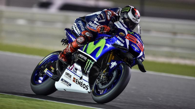 Motogp Au Qatar Jorge Lorenzo S Impose Pour La Premiere Course De