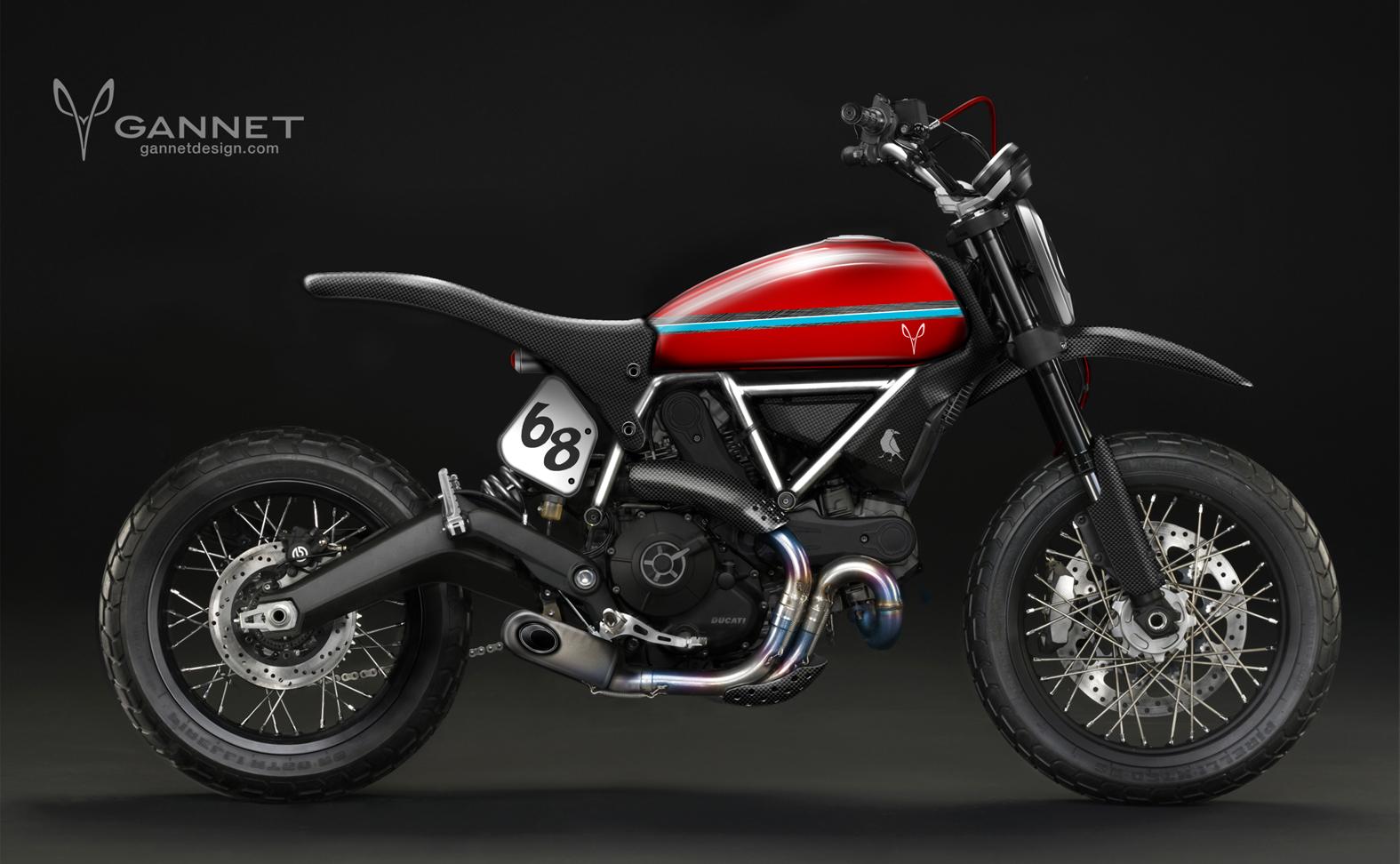 Ducati Land Of Joy