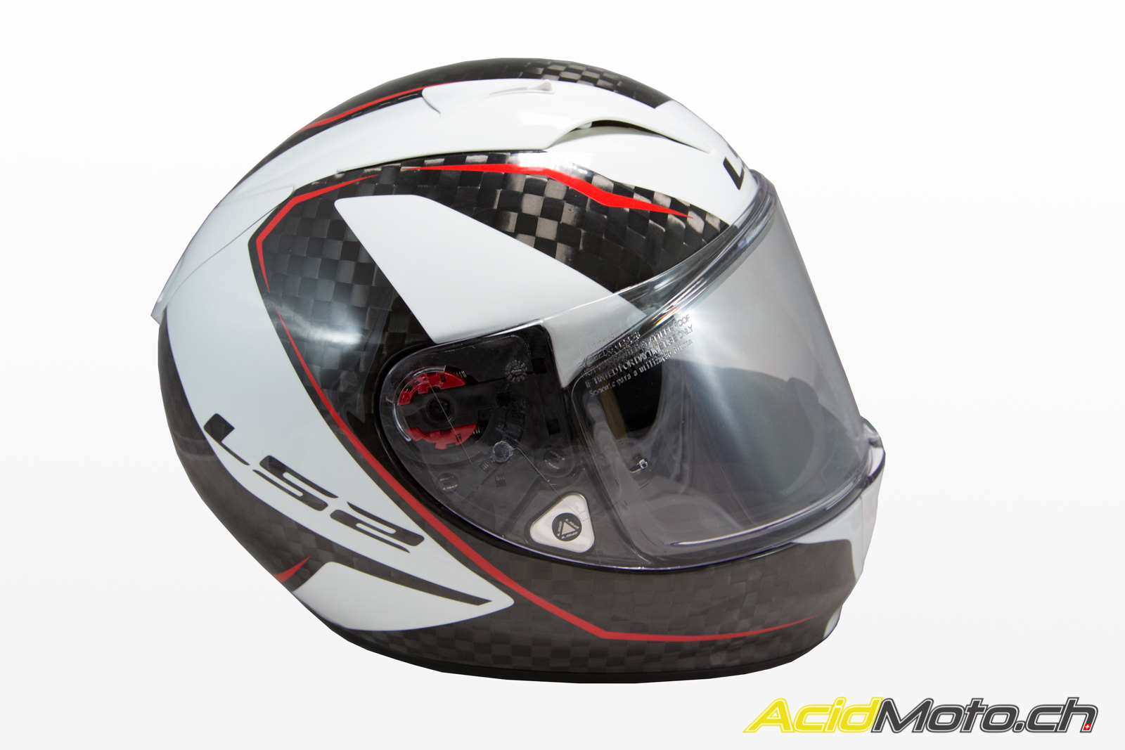 Essai Du Casque Ls2 Arrow C Ff323 Du Racing En Carbone à Prix