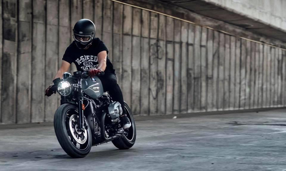 Bmw R Nine T By K Speed Un Magnifique Café Racer Germano