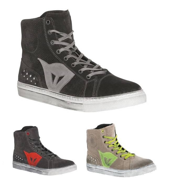 qualité-supérieure artisanat de qualité attrayant et durable Essai des chaussures été Dainese Street Biker Air » AcidMoto ...