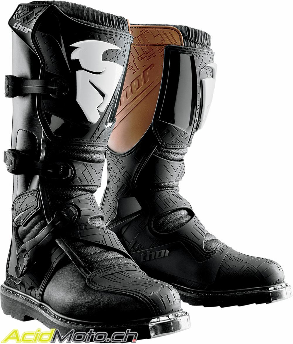 Vente au rabais 2019 chaussures élégantes dernières tendances Essai - Bottes cross Thor Blitz boots, du neuf au prix de l ...