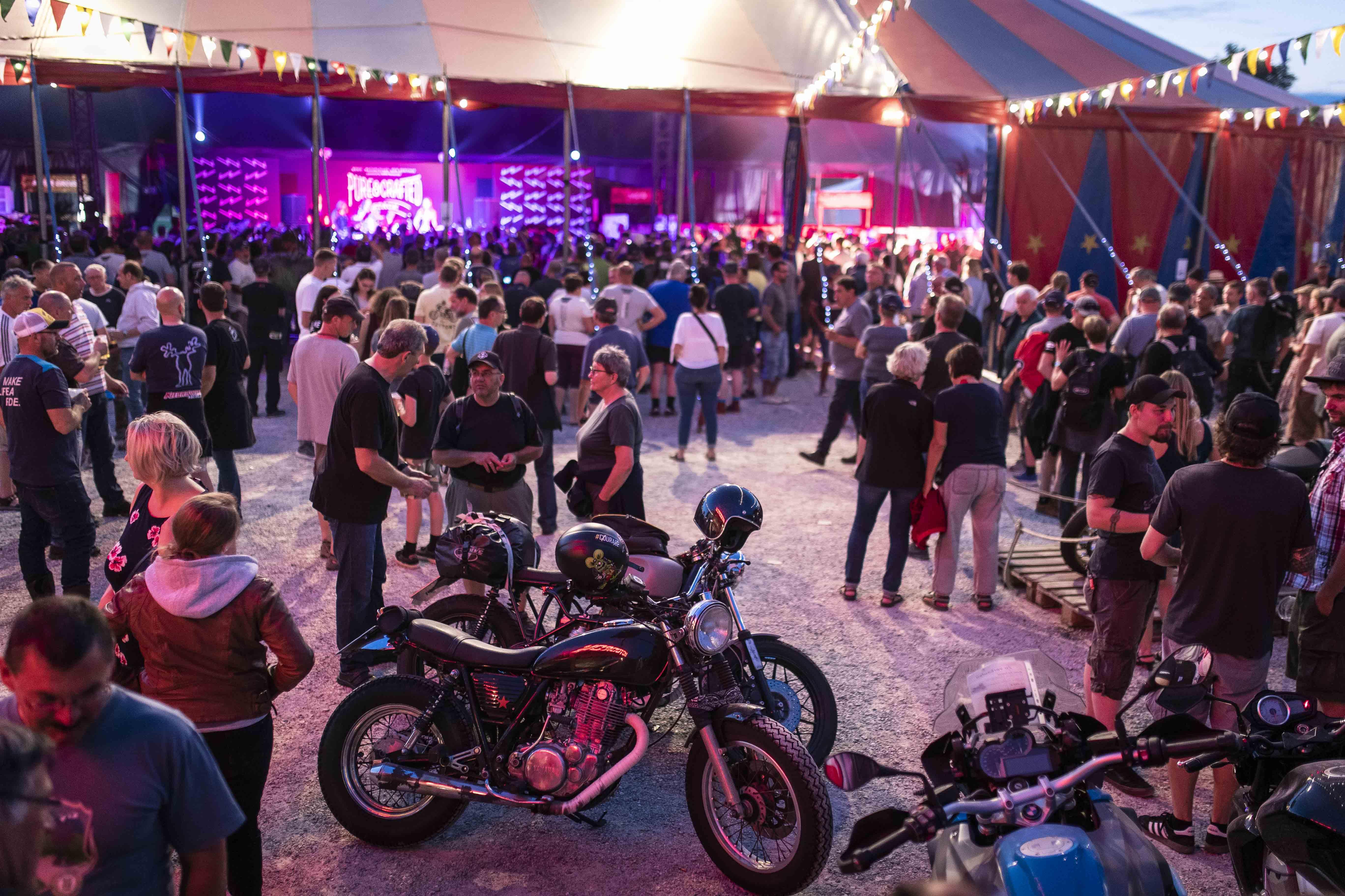 Bmw Motorrad Days 2019 Pres De 40 000 Personnes Ont Afflue