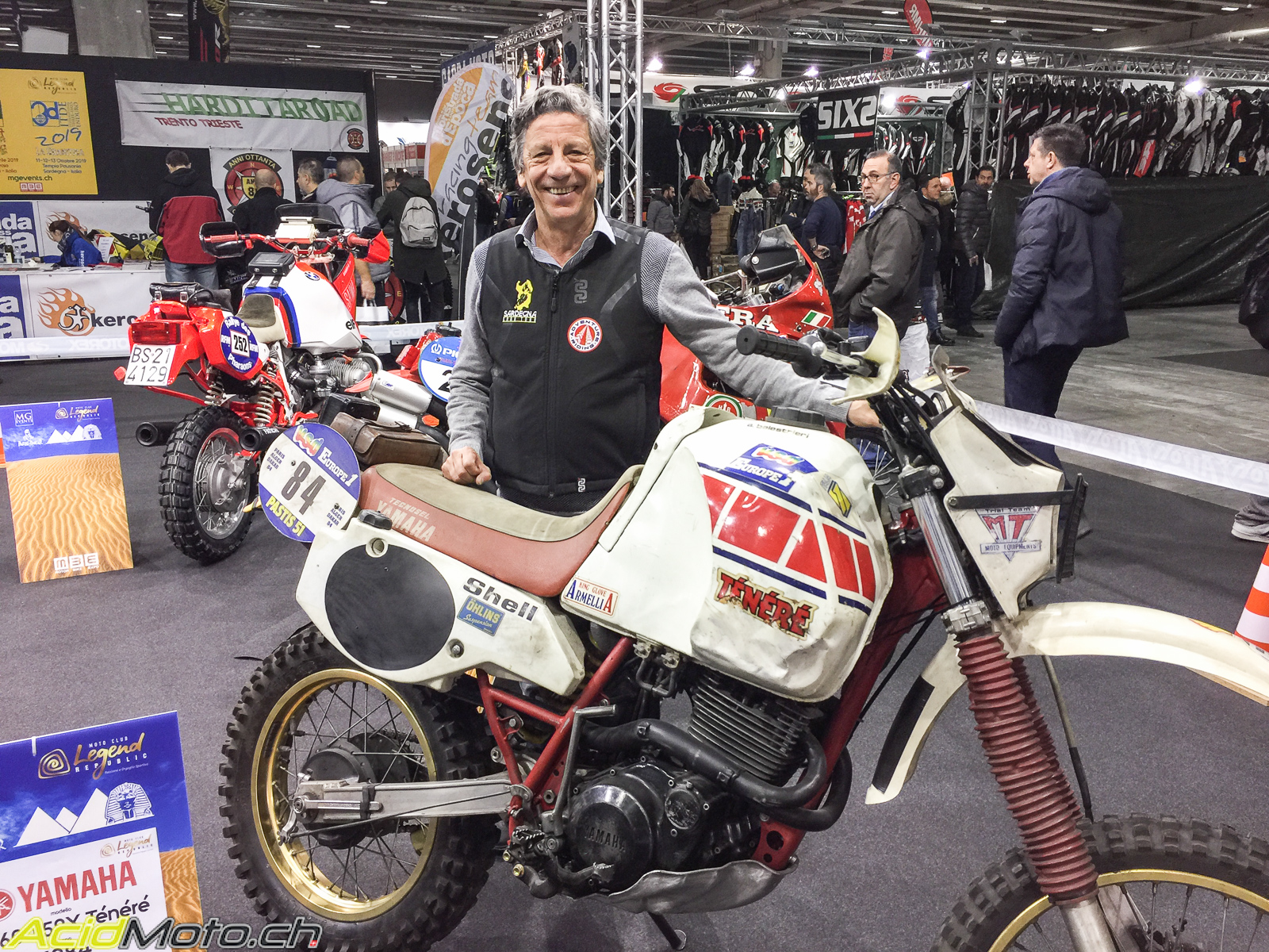 L'incroyable Dakar 84 de Renato Zocchi Renato-0625