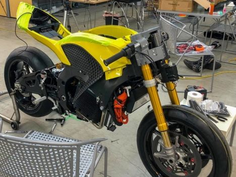 Damon Motors présente une moto anti-accident et adaptative à son pilote Damon_motors-demonte