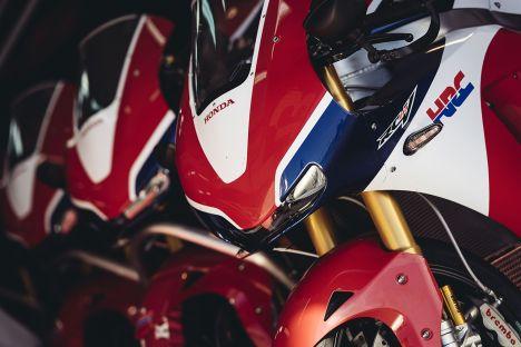 Honda RC213V-S Valencia Press Test