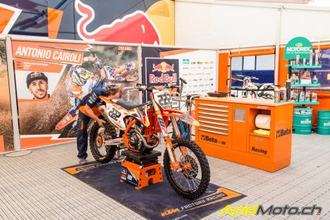 MXGP of Switzerland 2016 ktm tony cairoli