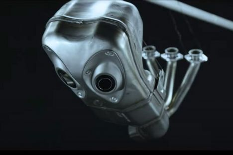 Si on ne peut plus faire de bruit, pourquoi pas faire du bruit ? (+vidéo) Mt-09-2021-muffler