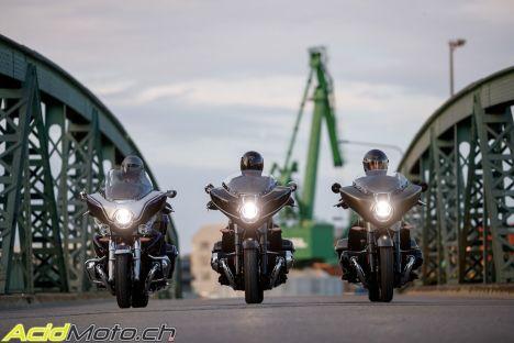 BMW R18 B & Transcontinental : A l'assaut de l'Amérique! R18-3