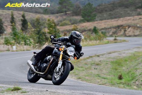 Essai de la Triumph Thruxton RS - L'aboutissement !