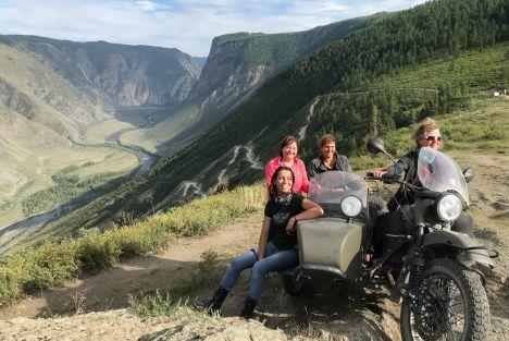 A la découverte de l'Altai!