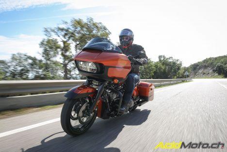 Essai gamme Touring Harley-Davidson 2019 – Tournée générale de cubic inches