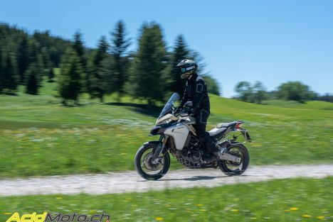 Essai Ducati Multistrada 1260 Enduro – Swiss tool made in Italy