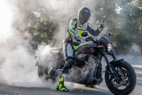 Essai Harley-Davidson FXDR 114 – Le power cruiser sauce Big Mac