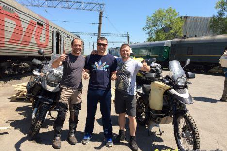 EuropAsia 2015 épisode 2 - A la découverte de Vladivostok et de la Sibérie