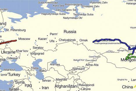 EuropAsia 2015 épisode 3 - Après la Sibérie, bienvenue en Mongolie