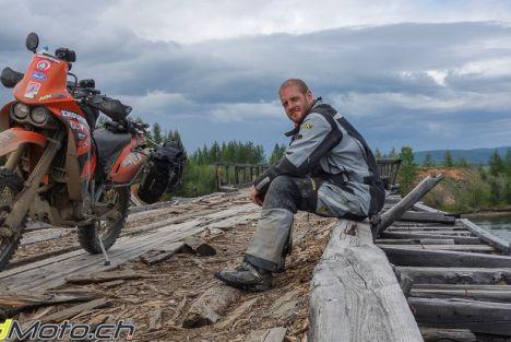 Essai Klim Badlands- Fringué pour aller jusqu'au bout du monde