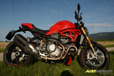 Essai Ducati Monster 1200 S – Ma, che bella !