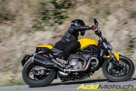 Essai Ducati Monster 821 - Rendez-vous avec la Dame