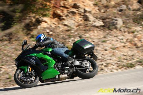 Essai Kawasaki H2 SX SE 2018- Superchargez votre quotidien