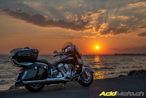 Essai Tourisme - Indian Roadmaster: le vaisseau amiral